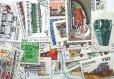 画像3: 世界の鉄道切手 電車切手 機関車 SL セット300 (3)