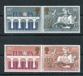 イギリス切手 1984年 ヨーロッパ切手とヨーロッパ議会直接選挙