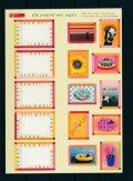 オランダ切手 1998年 グリーテング シート