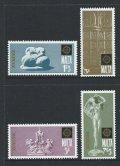 マルタ切手  1974年 彫刻 4種