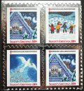 アメリカクリスマスシール 2004年