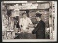 イギリス ポストカードイギリス1935年Shipbourneにあるお店に集荷するポストマン