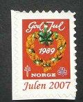 ノルウェー 2007年クリスマスシール