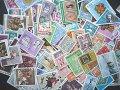 パラグアイ共和国 切手セット100