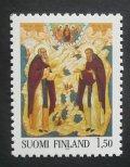 フィンランド切手 1984年 修道院 セルゲイとハーマン