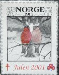 ノルウェー 1913年クリスマスシール