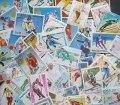世界 スキー 競技 切手セット50