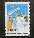 フィンランド切手 1968年 サイマー運河