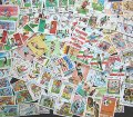 世界 サッカーワールドカップ切手 セット 100種