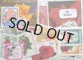 世界 バラ 花 切手セット50