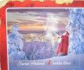 フィンランド切手  2014年 クリスマス サンタクロース