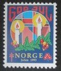 ノルウェー 1993年クリスマスシール