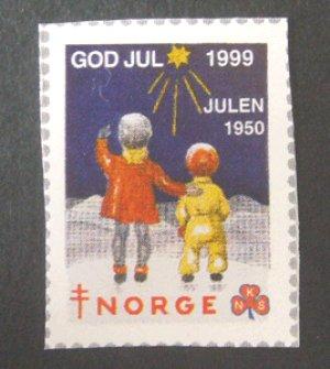 画像1: ノルウェー 1999年 クリスマスシール