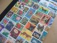 画像1: 切手アルバム 切手柄 グラシン ストックブック Lサイズ (1)
