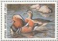ロシア切手 1989年  カモ 1種