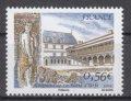 フランス切手 2009年 城 建築 1種