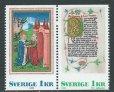 画像2: スウェーデン切手 1976年 クリスマス 6種 (2)