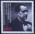 ドイツ切手 1991年 レーバー生誕100年 1種