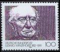 ドイツ切手 1991年 ヴィントホルスト死去100年 1種