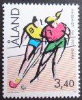 オーランド切手 1997 レディースフロアボール選手権
