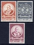 バチカン切手 1969年 ローマ教皇 3種
