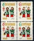 アメリカ 1960年 クリスマスシール