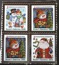 アメリカクリスマスシール 2006年
