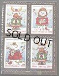 アメリカクリスマスシール 2009年
