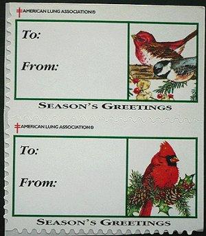 画像3: アメリカクリスマスシール 2002年