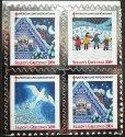 画像1: アメリカクリスマスシール 2004年 (1)