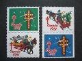 カナダ1981年クリスマスシール
